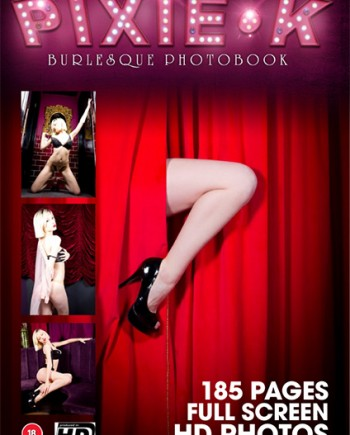 Pixie K Burlesque Cover
