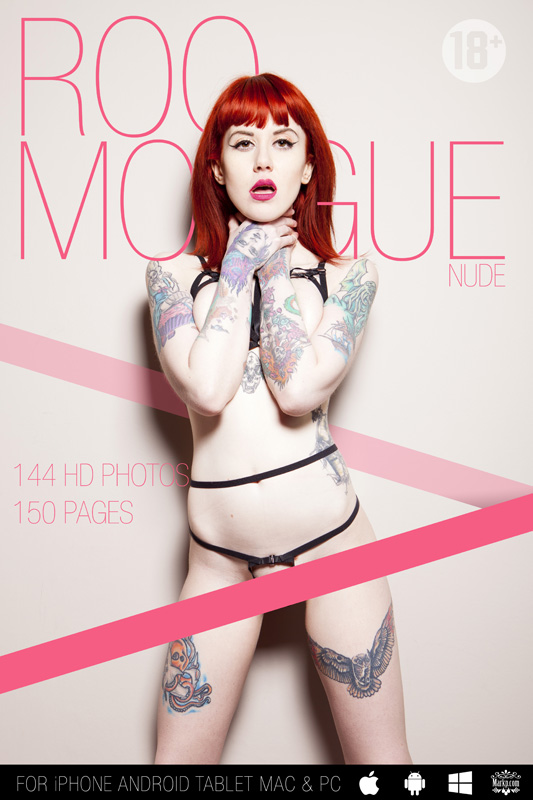 roo morgue nude cover